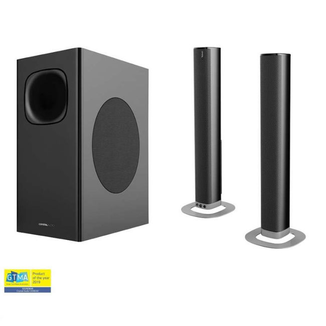Εικόνα από CRYSTAL AUDIO CASB240 Home Cinema